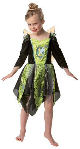 (Disney Kinder Kostüm Halloween Tinkerbell Gr.3 bis 4 J.)