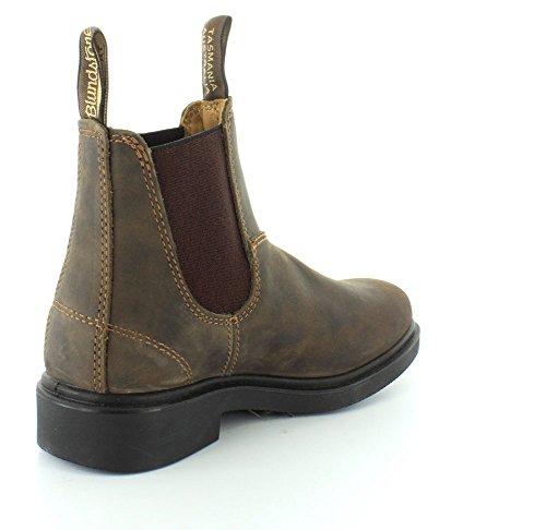 Blundstone Chisel Toe 1306, Bottes Chelsea mixte adulte rustic/brown