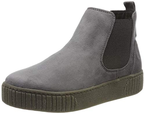 bester Service 393af 9f62f Amazon MARCO TOZZI Damen 2-2-25454-23 Slip On Sneaker, Grau (Grey Comb  221), 36 EU | 04055162804870