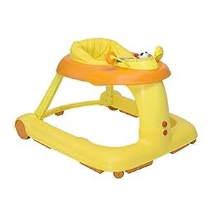 Chicco 123 Activity Centre Baby Walker - Orange