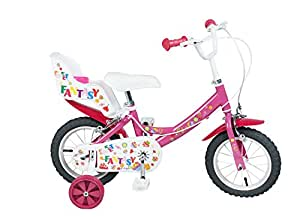 toimsa 422 kinderfahrrad sweet fantasy m dchen 12 3 bis 5 jahre spielzeug. Black Bedroom Furniture Sets. Home Design Ideas