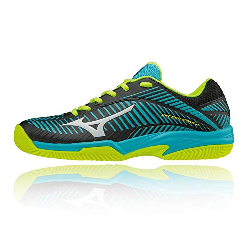 Mizuno Exceed Star Jr 2 cc - Scarpe Tennis Bambino - COD 61GC186125 (EU 37 - CM 23.5 - UK 4.5 - US 5.5)