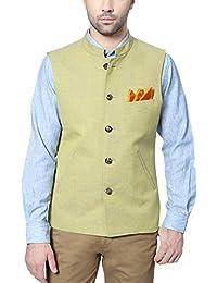 Peter England Men's Slim Fit Outerwear