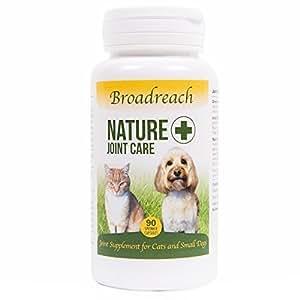 avancé Chien Joint Supplément - Tout Naturel Ingrédients - Vétérinaire Formule - pour chiens et chats jusqu'à 10kgs - 90 Comprimés