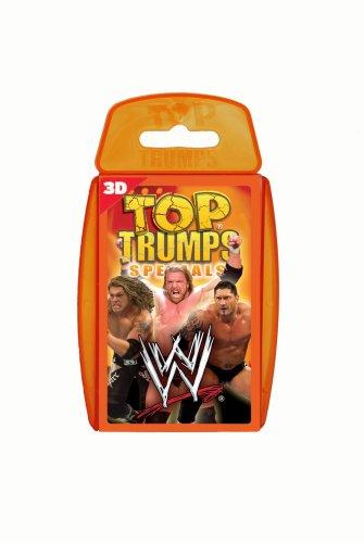 WWE 3 Top Trumps 3D