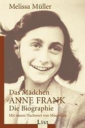 Das Mädchen Anne Frank: Die Biografie