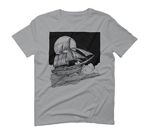 wild sailor Men's Graphic T-Shirt - Design By Humans Opal