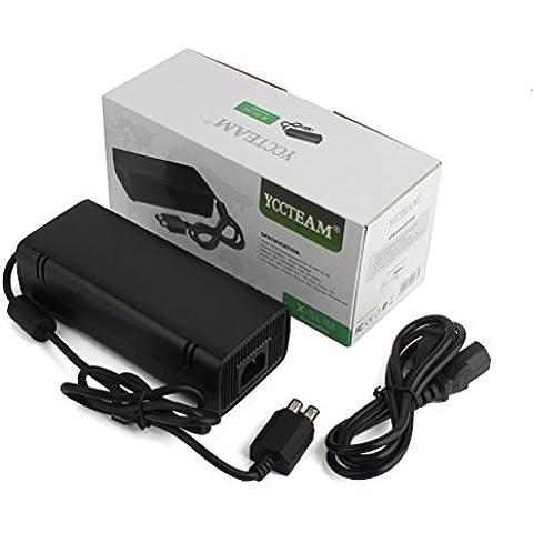 YCCTEAM® Alimentatore Connessione Caricatore AC Adapter 12V / 10,83A /