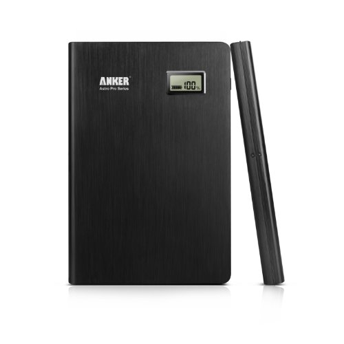 tro Tragbares Ladegerät Backup Externer Akku Power Pack für iPhone 5S, 5 C, 5, 4S, iPad AIR, iPads, Samsung Galaxy Tablets, andere Android Smartphones und Tablets (Apple Adapter und Samsung 30 Pin Adapter nicht im Lieferumfang enthalten) (Anker Mobile Power Bank)