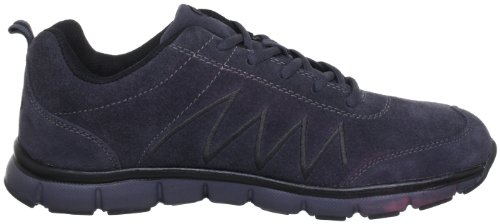 Bruetting 591045, Baskets mode homme Gris (Grau/Schwarz)