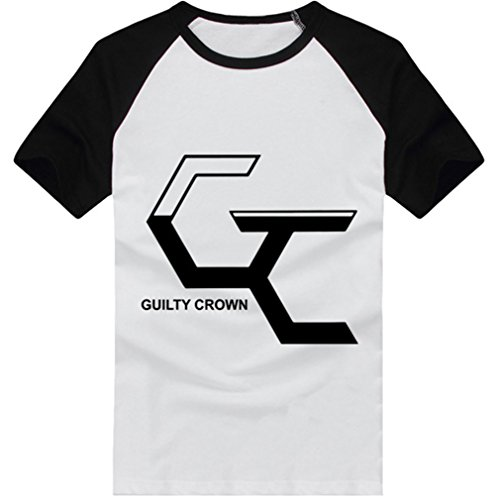 bromeo-guilty-crown-anime-vetements-manches-courtes-tee-t-shirt