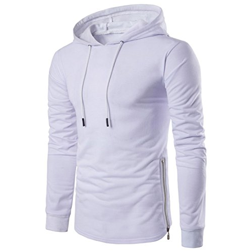 College Männer Herren Hoodie Kapuzenpullover Sweatshirt (Kostüme Männer College)
