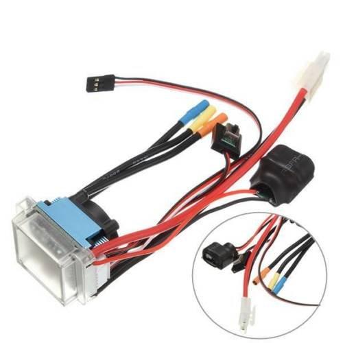 Generic dyhp-a10-code-5458-class-1–Für 1: 10RC Car Brushless Motoren S Mot 60A Programmierbare Sensor ESC kompatibel ESC mit Sensorless ogramma–-dyhp-uk10–160819–3420