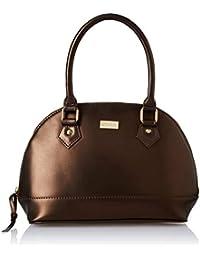 Satya Paul Women's Messenger Bag (Bronze)