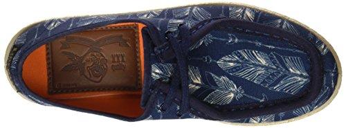 LIBERTO Damen Lib29sl Derby-Schuhe Blau (Petroleo)