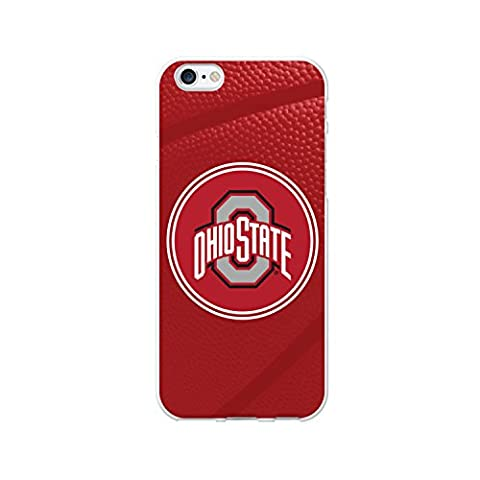 OTM Essentials Ohio State University, Basketball Cell Phone Case for iPhone 6/6s - White