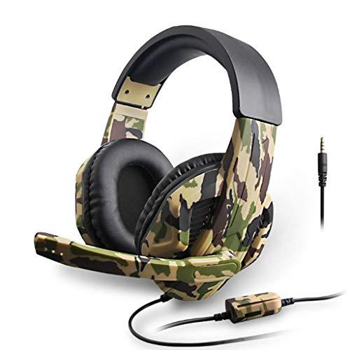 Jamicy® Bluetooth Over Ear Kopfhörer, Kabellose Headset Stereo Bluetooth-Kopfhörer mit Mikrofon Klappbares, Design für iPhone, Android - Kabel Subwoofer Abs