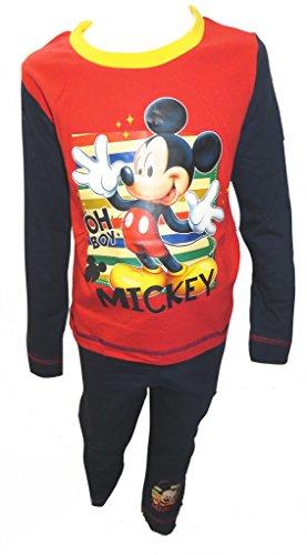 Pijama de Disney Mickey Mouse para niño