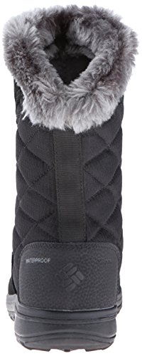Columbia Ice Maiden II Slip Wildleder Winterstiefel Black