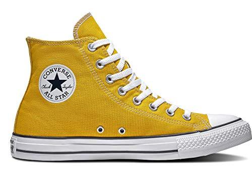 Converse Chuck Taylor All Star Gold Hi Sneakers, Gelb, 41 EU