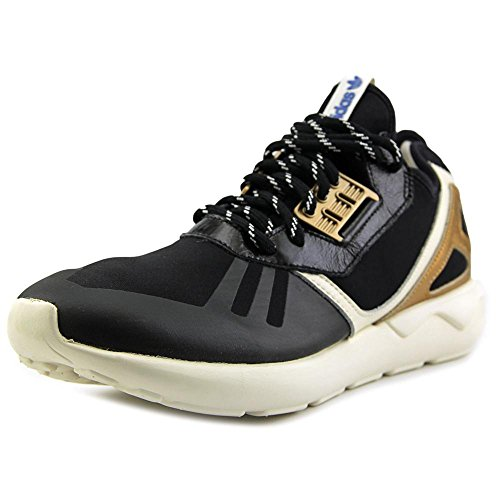 Adidas Tubular Runner K Synthétique Chaussure de Course Cblack-Cwhite-Matcop