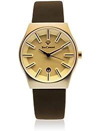 Yves Camani Damen-Armbanduhr Woman Louanne Analog Quarz YC1079-B