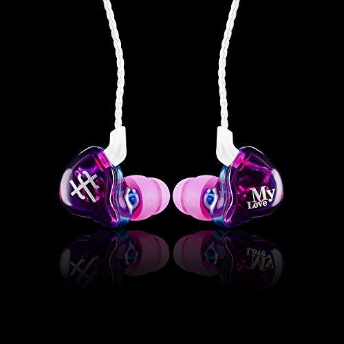 HIFI In-Ear-Ohrhörer, KINDEN TFZ Bass