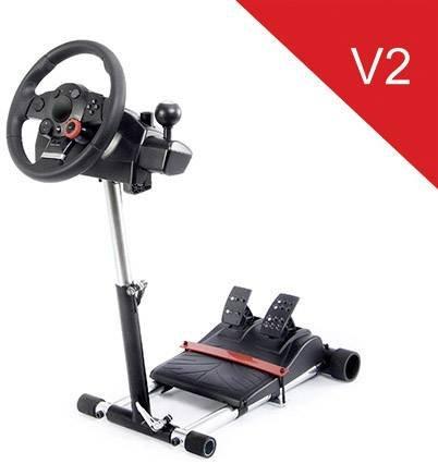 Wheel Stand Pro Wheel Stand Pro Logitech Driving Force G Halterung, schwarz, Für