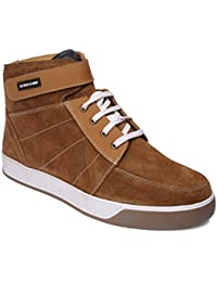 Red Chief Leather Boot Casual Shoes for Men (RC3567)