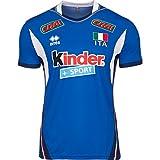 Errea nazionale italiana volley pallavolo 1ˆ maglia gara replica uomo 17/18 (L)