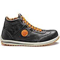100/% MADE IN ITALY ART ANTRACITE RACY HIGH S3 SRC PELLE COL 26022.201 SCARPA ANTINFORTUNISTICA DIKE SERIE RAVING MOD