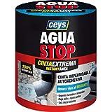 Ceys Agua Stop Cinta Extrema Instantanea, Negro