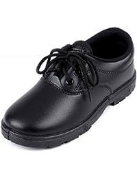 School Shoes For Boy's (black)