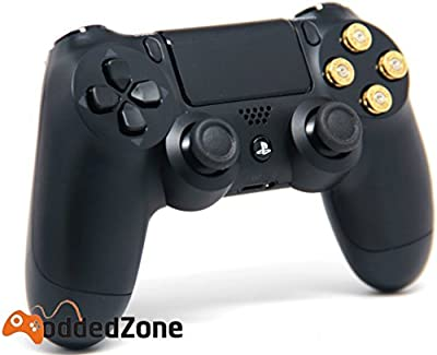 Ps4 Rapid Fire Custom Modded Controller Bullet Buttons 35 Mods COD Ghosts Quick Scope Auto Run Sniper Breath and More