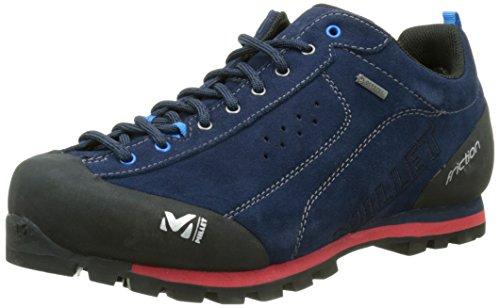 MILLET - Friction, Scarpe da trekking uomo, color Blu (Saphir/Rouge), talla 40