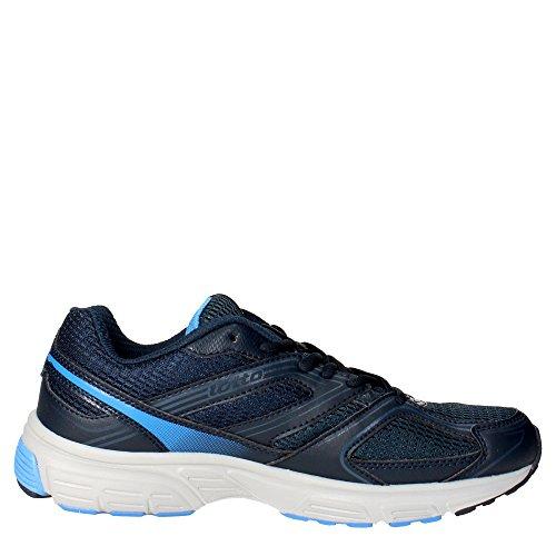 Lotto Zenith Viii, Chaussures de Running Entrainement Homme Bleu - Azul (Nvy Dk / Glx)