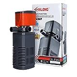 Best Fish Tank Filters - XiLONG Aquarium Internal Filter Pump for Fish Tank Review