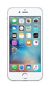 Apple iPhone 6s 64GB SIM-Free Smartphone - Silber (Zertifiziert und Generalüberholt)