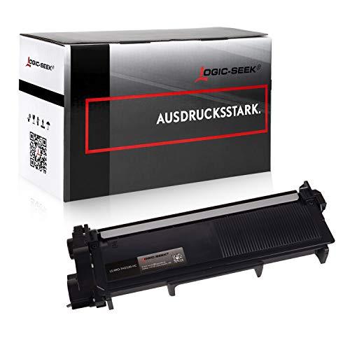 Logic-Seek Toner kompatibel für Brother TN-2320 XL DCP-2500 2520 2540 2560 2700 Series D DW DN HL-2300 2320 2340 2360 2365 2380 Series D DW DN MFC-2700 2703 2720 2740 Series DW CW
