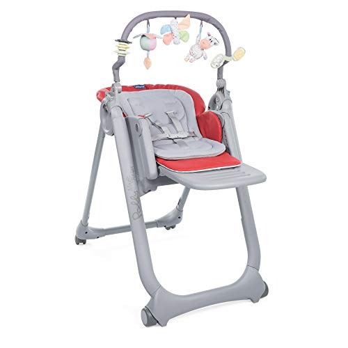 Chicco Chaise Haute Bébé Polly Magic Relax 4...