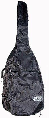 RITTER Bassgitarren-Tasche RJG 200-6 B/BLK (schwarz) (Sechs Außentaschen)