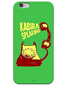 iPhone 6 / 6S Cases & Covers - Kabira Speaking Case by myPhoneMate - Designer Printed Hard Matte Case - Protects from Scratch and Bumps & Drops.