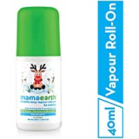 Mamaearth Natural Breathe Easy Vapour Roll-On, 40ml