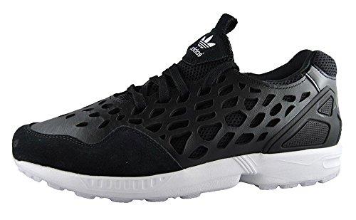 adidas Herren Zx Flux Lace W Sneaker Black