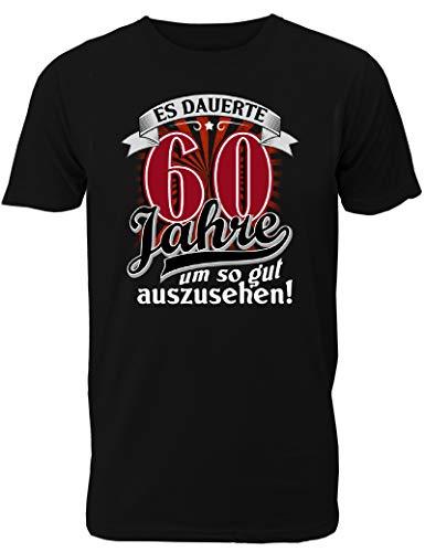 Bester Kostüm Freund Partner - Geburtstag T-Shirt Es dauerte 60 Jahre um so gut auszusehen - Geschenk zum 50. Geburtstag
