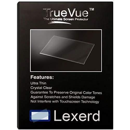 Unbekannt Lexerd - kompatibel with Fujitsu lifebook U820 TrueVue Blendfreie Laptop Schutzfolie -