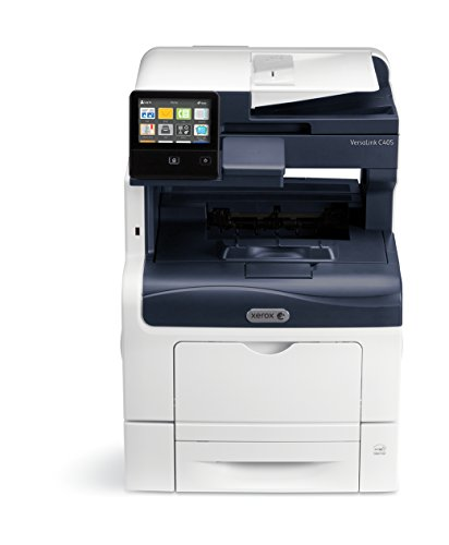 Xerox Phaser c405V N Farbe Multifunktions Laser-Drucker, A4, Minute, USB/Ethernet, 550Blatt Tablett