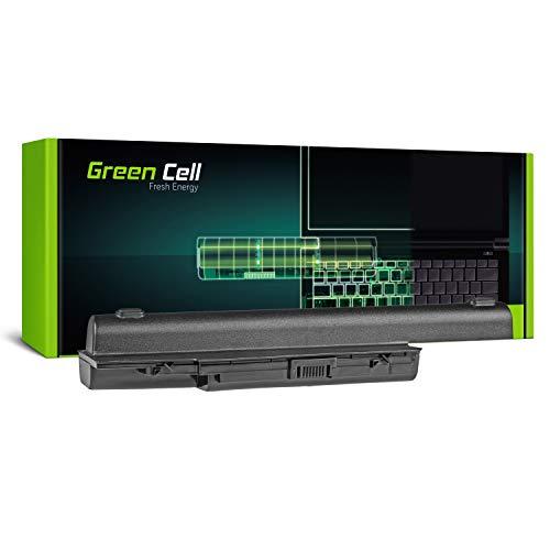 GC® Extended Serie Laptop Akku für Acer Aspire 7736ZG-444G32MN 7736ZG-454G32MN 7736ZG-454G50MNBK (6600mAh 10.8V Schwarz)