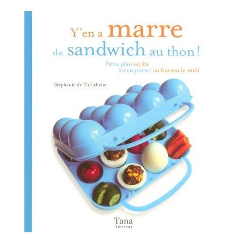 Y EN A MARRE SANDWICH AU THON