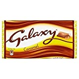 Galaxy Caramel Large Block 135g